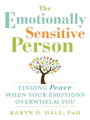 cover image of The Emotionally Sensitive Person